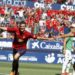 Primera victoria en El Sadar de Osasuna