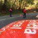 Cortada la frontera con Francia para vehículos pesados debido a la presencia de piquetes