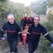 Rescatan a una excursionista en la Foz de Arbaiun