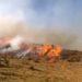 Prohibidas las quemas prescritas este sábado, en zonas cantábrica y pirenaica, por el elevado riesgo de incendio
