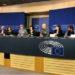 Familiares de los jóvenes de Altsasu acuden a Bruselas para explicar su caso