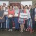 El Restaurante Ayestarán de Lekunberri, Premio principal, en la V semana del Espárrago y el Rosado de Navarra